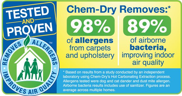 Tested & Proven Carpet Cleaning Process